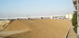 高見地区堤防強化工事工事