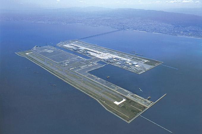 関西国際空港工事