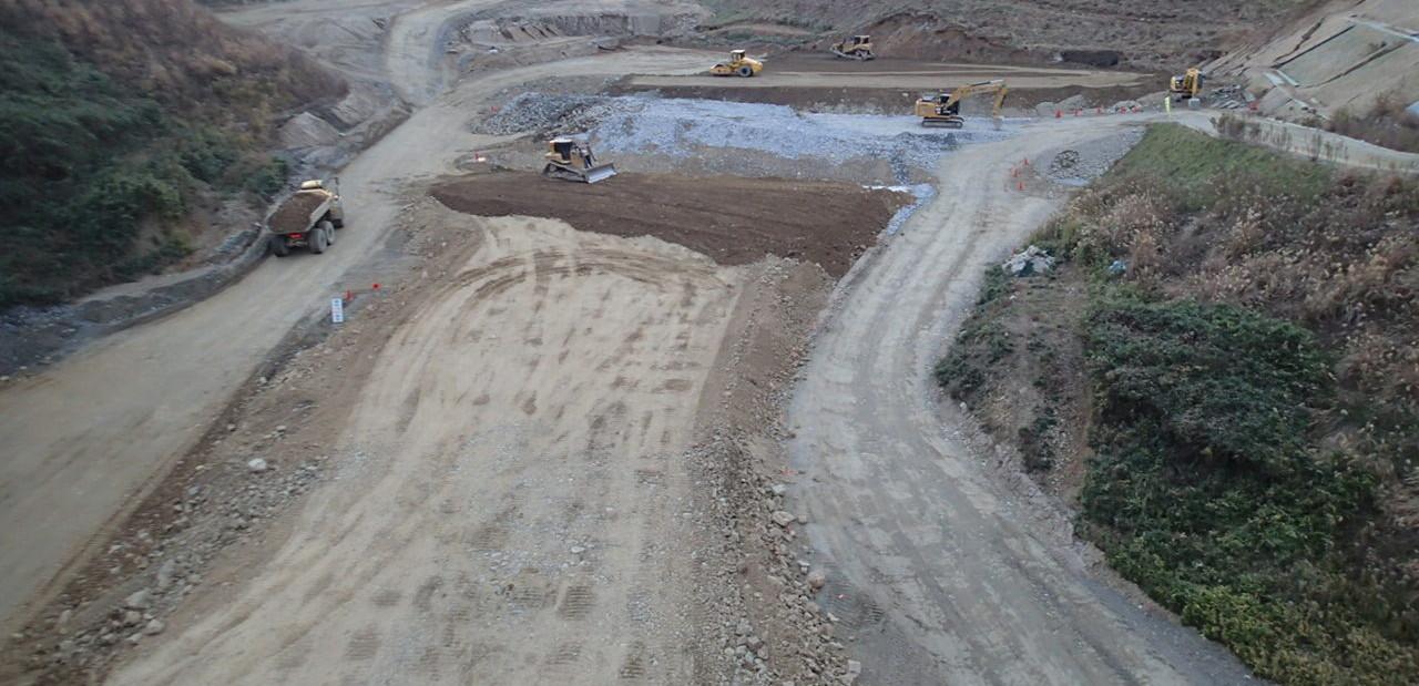 安威川ダム大岩地区基盤整備工事(H27-1工区)
